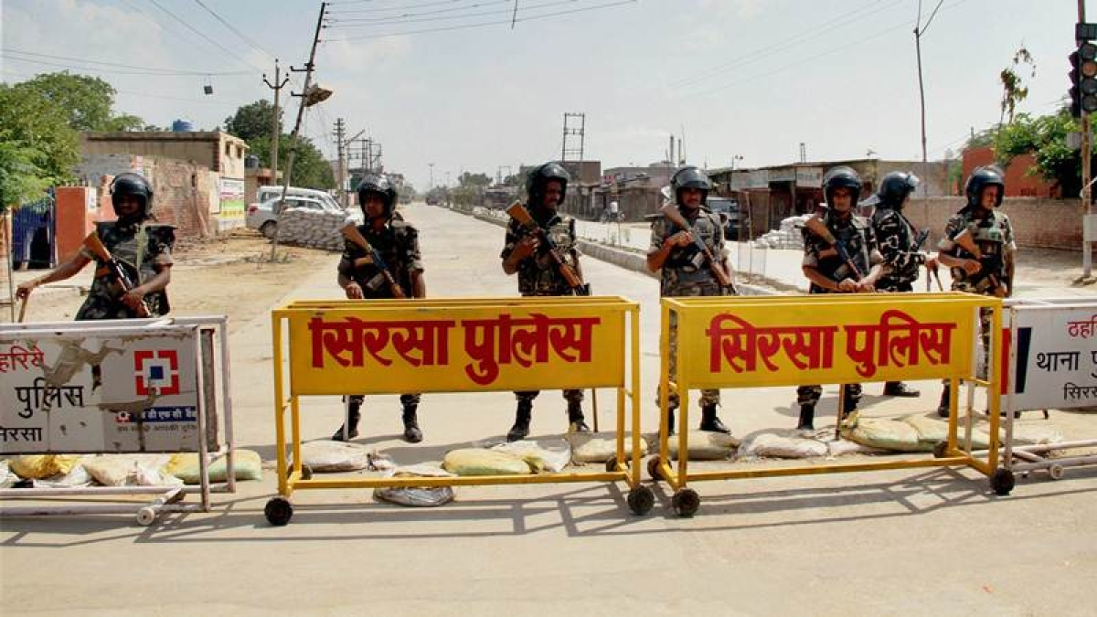 Panchkula violence: Police sent notice to 45 Dera Management Committee members