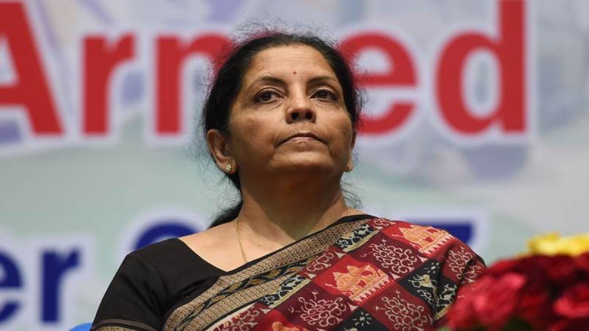 Defence Minister Nirmala Sitharaman makes aerial survey of Doklam-Nathula area