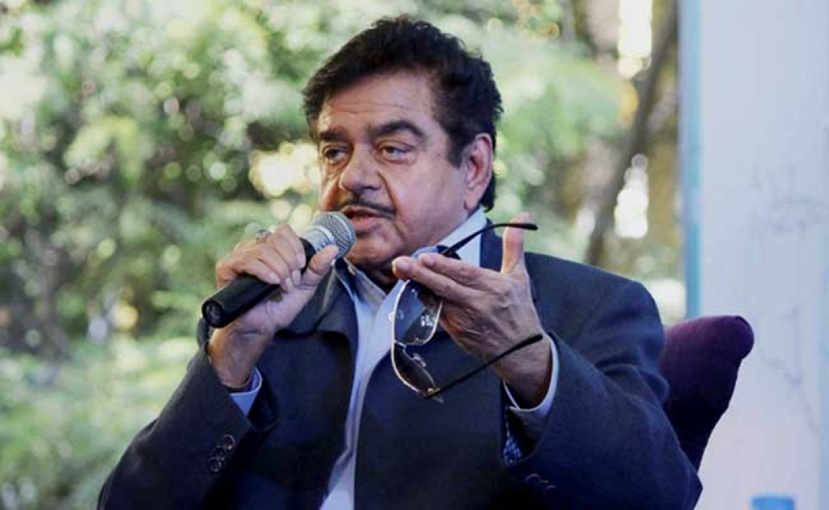 Income support for farmers insulting and humiliating: Shatrughan Sinha