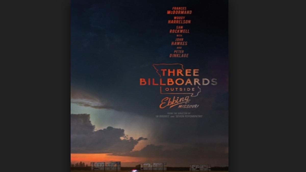 'Three Billboards…' wins top TIFF award