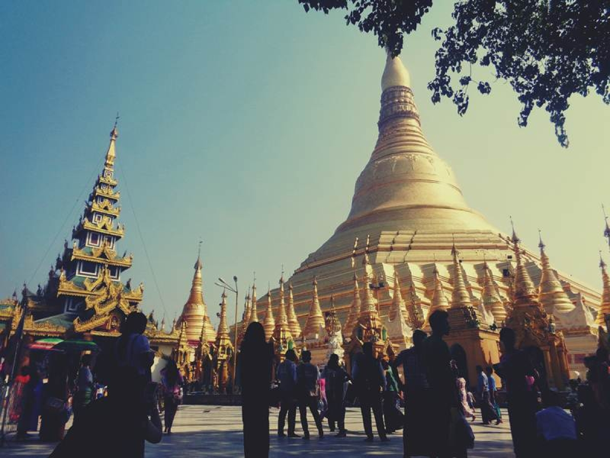 Exotic Yangon and its charming people