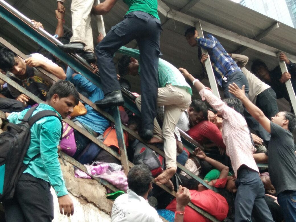 Mumbai Stampede: Bombay High Court pulled up activists for turning 'blind eye' to narrow FOB