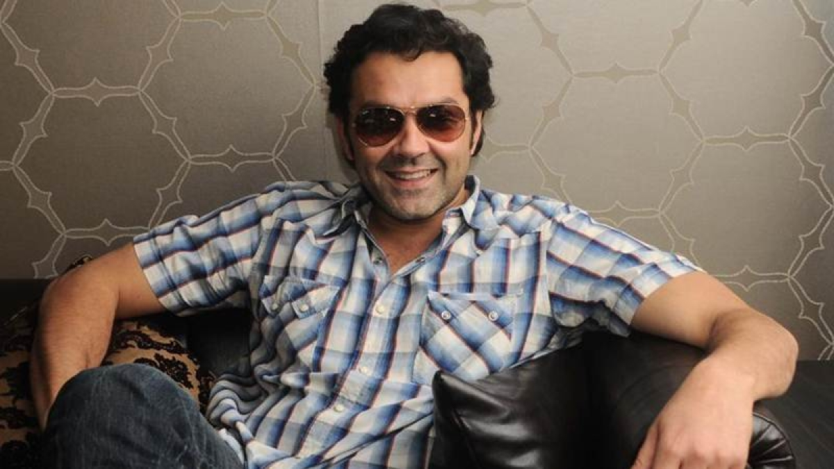 Never realised people were competing with me: Bobby Deol