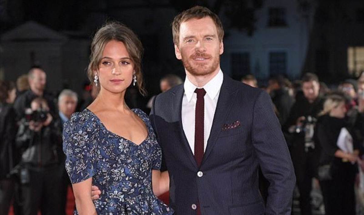 Vikander, Fassbender to get married next month