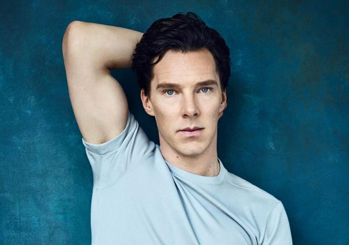 Benedict Cumberbatch is a 'Gypsy Boy'