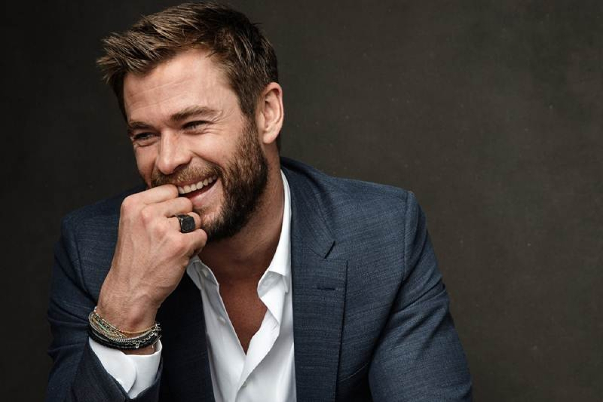 Chris Hemsworth's 'Thor' tales