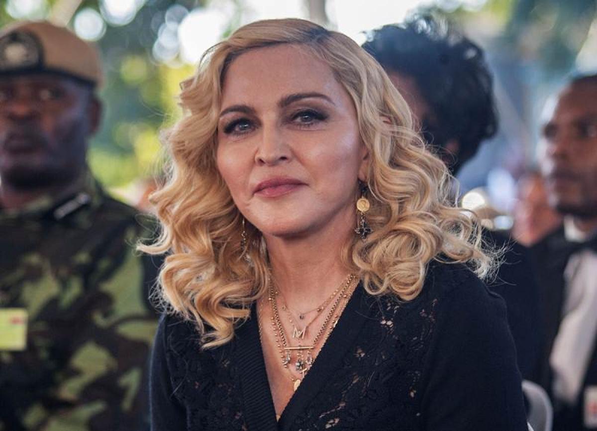 Madonna: Too 'unpredictable' to handle