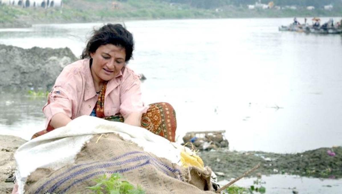 Sarika is Mrs Kabaadiwala