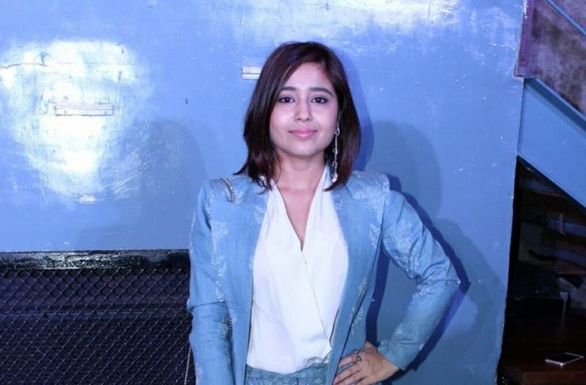 Shweta Tripathi says she always wanted to be part of movies that make a difference