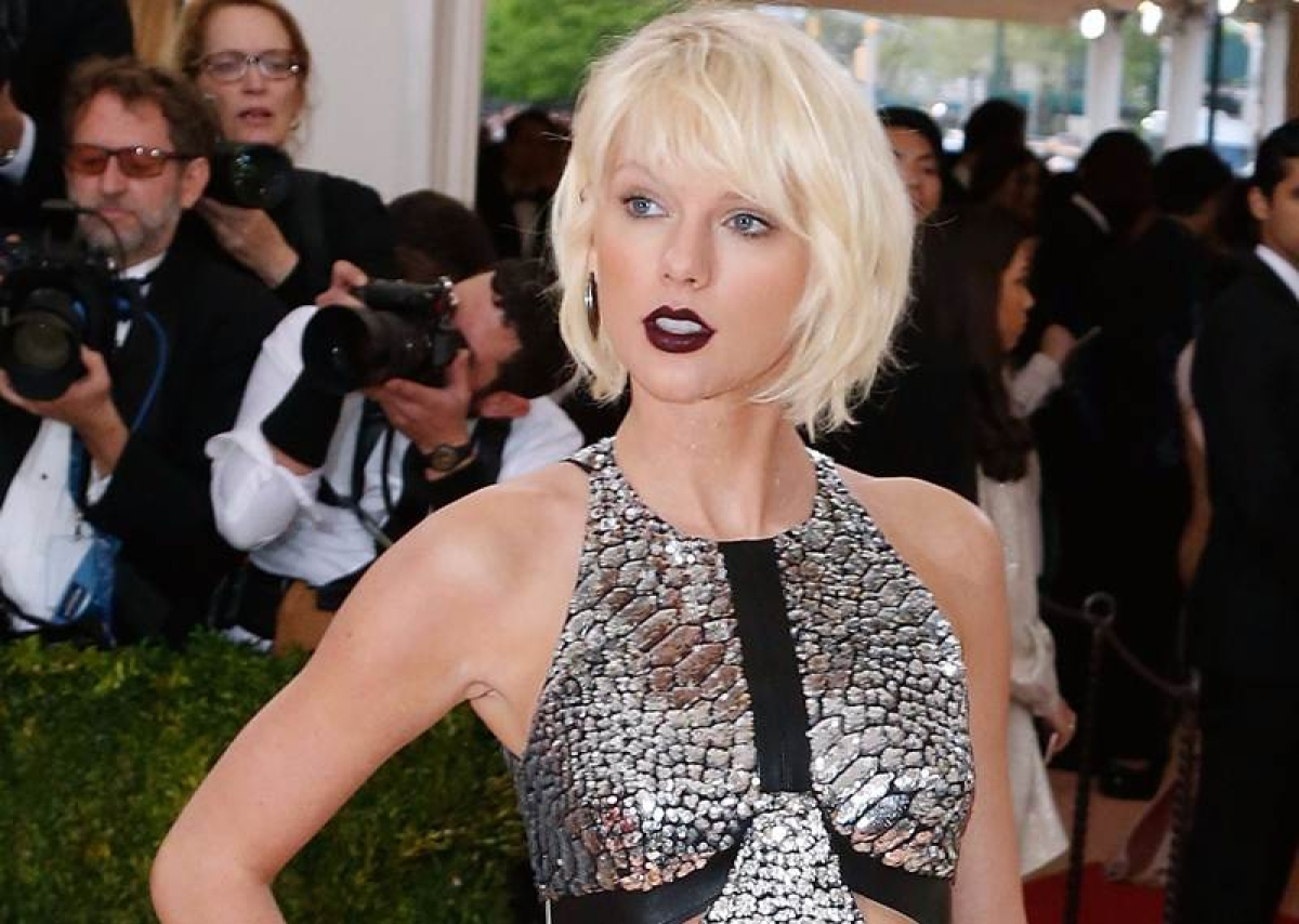 Taylor Swift faces copyright lawsuit, yet again