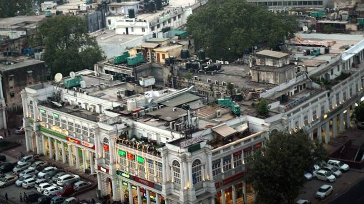 Connaught Place world's 10th most expensive office market