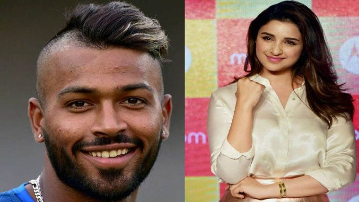 Is Parineeti Chopra dating cricketer Hardik Pandya?