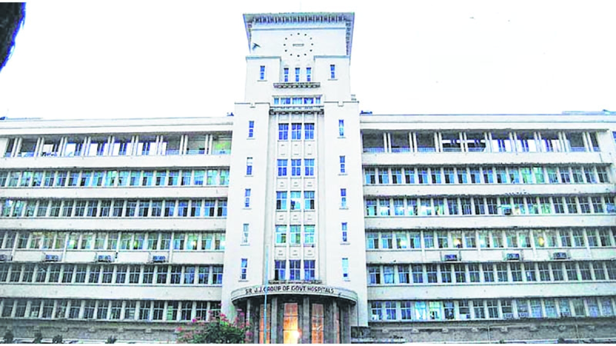 Mumbai: 20% ventilators out of use at JJ hospital