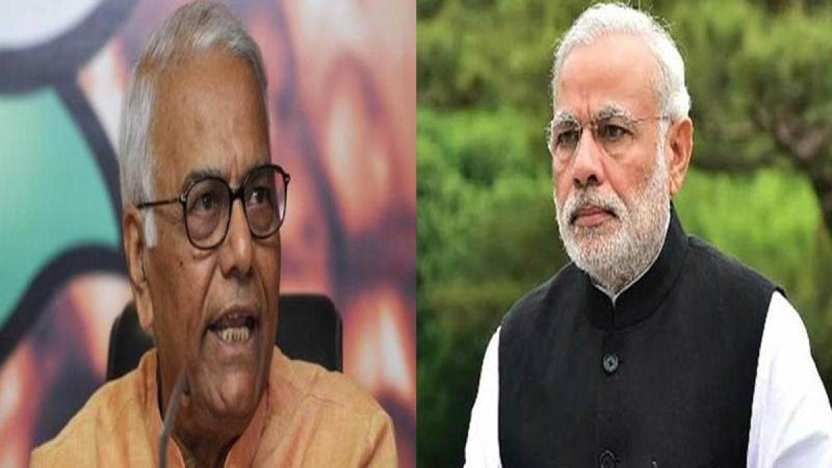 Is Yashwant Sinha calling spade a spade or exaggerating facts about Indian economy?