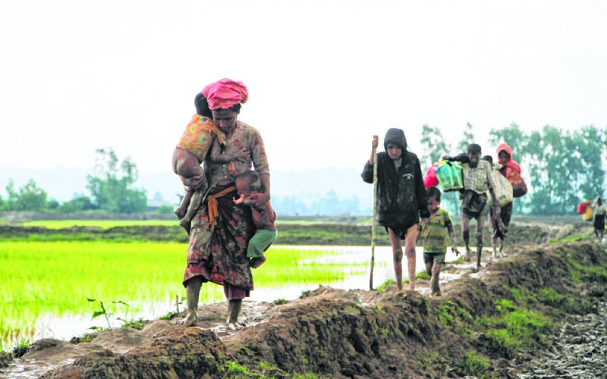 UN urged to punish Myanmar army over Rohingya 'atrocities'