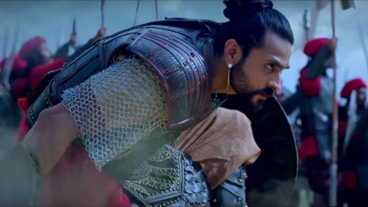 Prithvi Vallabh trailer unveiled: Watch Ashish Sharma and Sonarika Bhadoria in fantasy costume drama