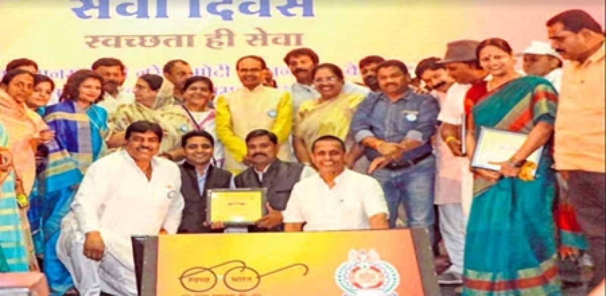 One should be passionate enough like Indore: CM