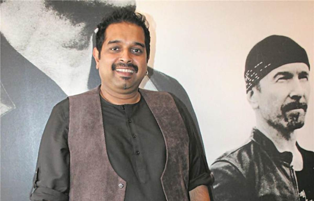 Shankar Mahadevan bats for this singing reality show