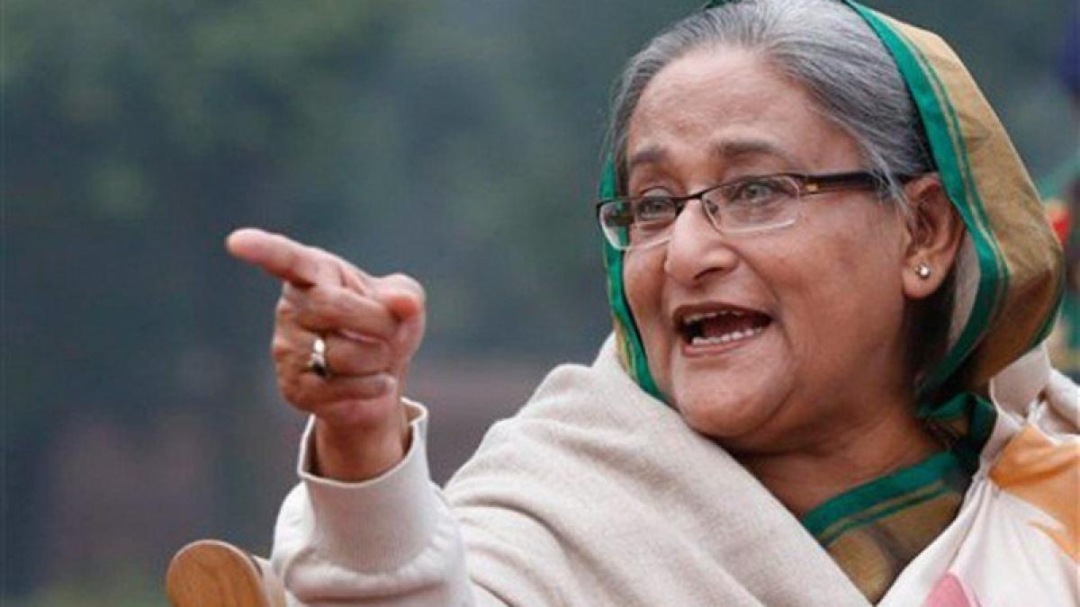 Sheikh Hasina to be sworn in as Bangladesh PM