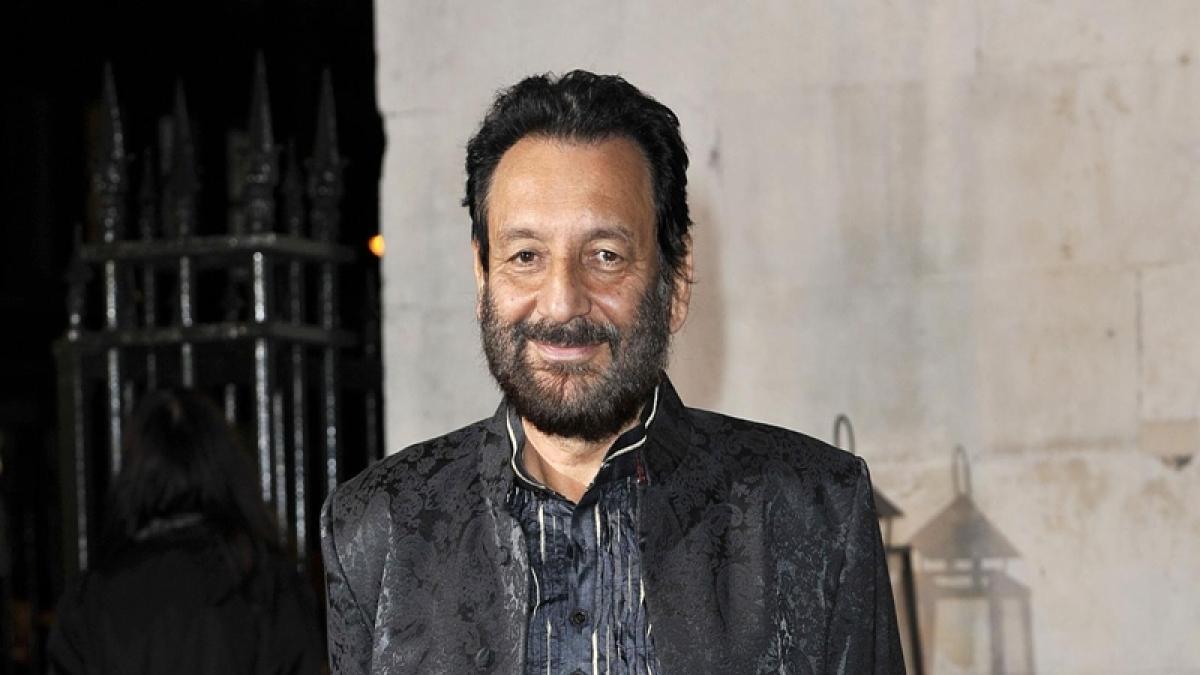 Doing something live more thrilling than film, says Shekhar Kapur