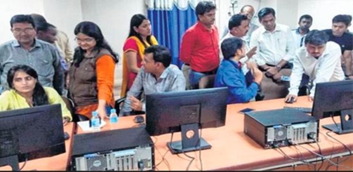 Indore: Technical glitches hit GST filing hard