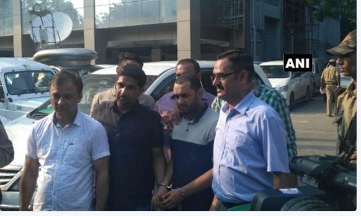 Al Qaeda terror operative held by NIA in Delhi