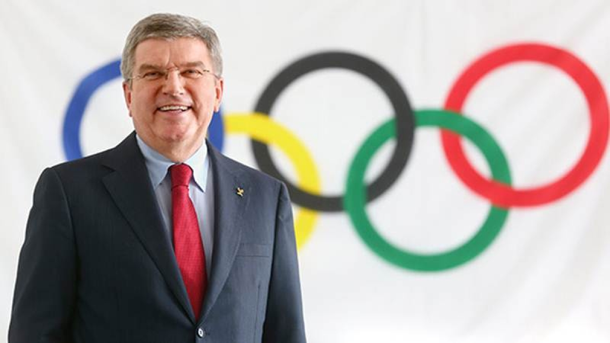 IOC chief Thomas Bach confident about success of Tokyo 2020 Olympics