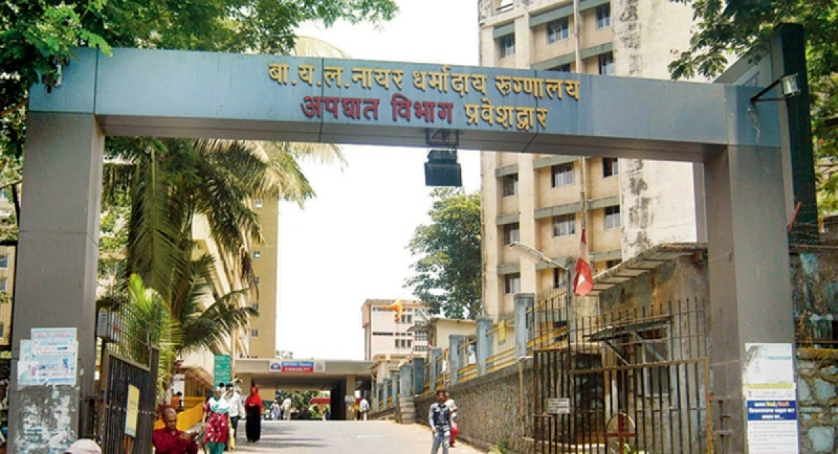 Mumbai: Nair Dental College students create awareness, to ensure hit and run accused is convicted