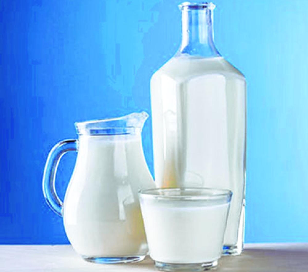 'MP is number three in milk production in India'