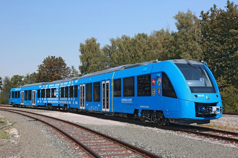 World's first hydrogen tram begins operation in China