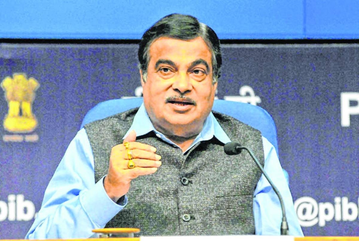 Highways' work worth Rs 8 lakh cr to begin before 2018 end: Gadkari