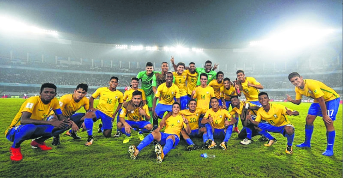 Brazil finish third with 2-0 win over Mali