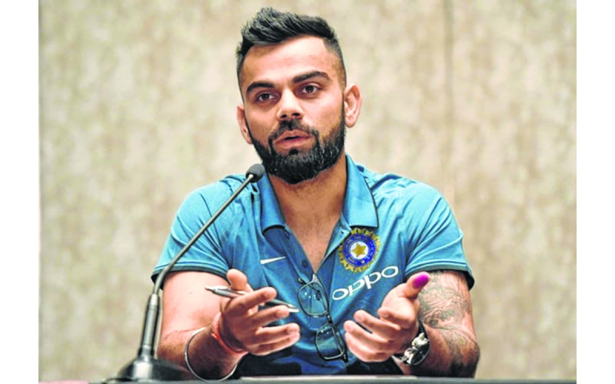 Virat Kohli stays No.1 in ICC ODI rankings