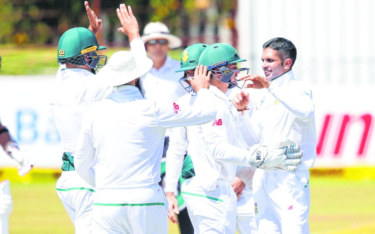SA beat B'desh by 333 runs