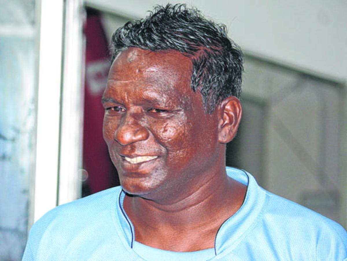 Indian football team really impressed me, says Vijayan