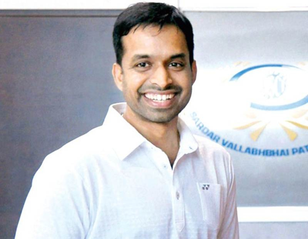 Gopichand elated about 'Legends Vision' event to be held in Mumbai