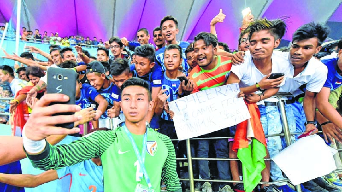 FIFA U-17 event's turnout better than 2011 Cricket WC: Tourney director