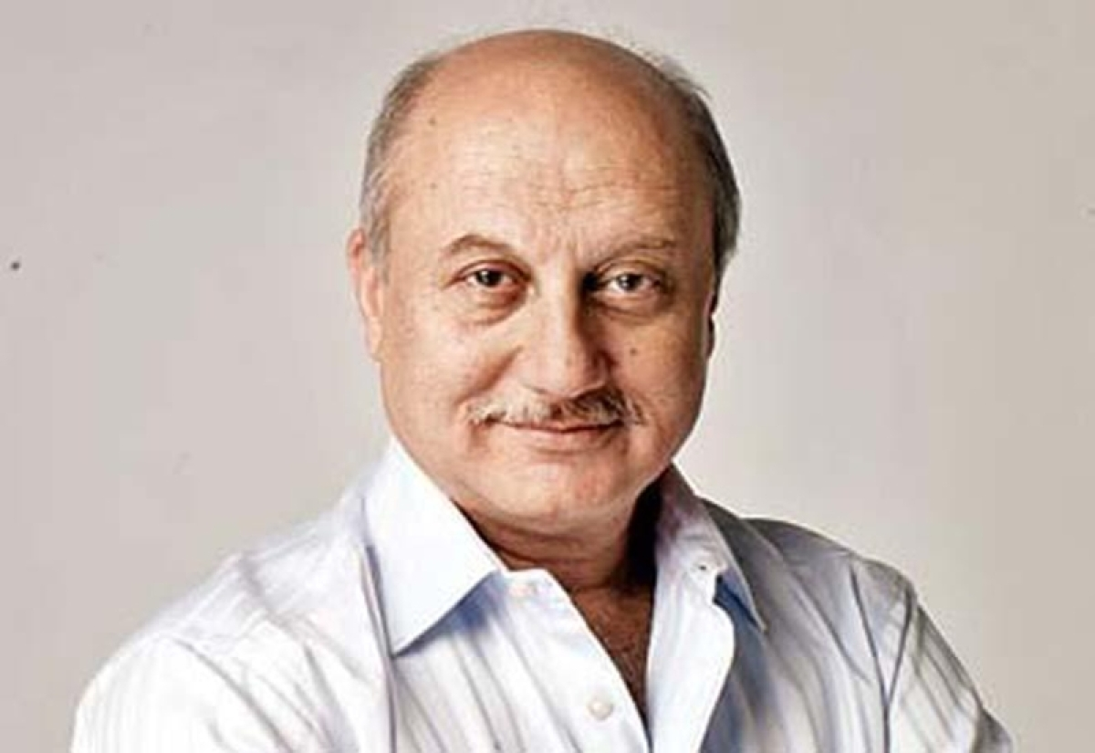 Anupam Kher is the new FTII Chairman; replaces controversial Gajendra Chauhan