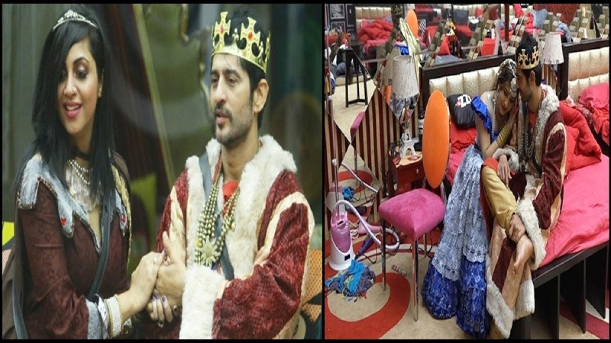 Bigg Boss 11: WHAT? Hiten Tejwani chooses Arshi Khan over Shilpa Shinde; Day 10 action
