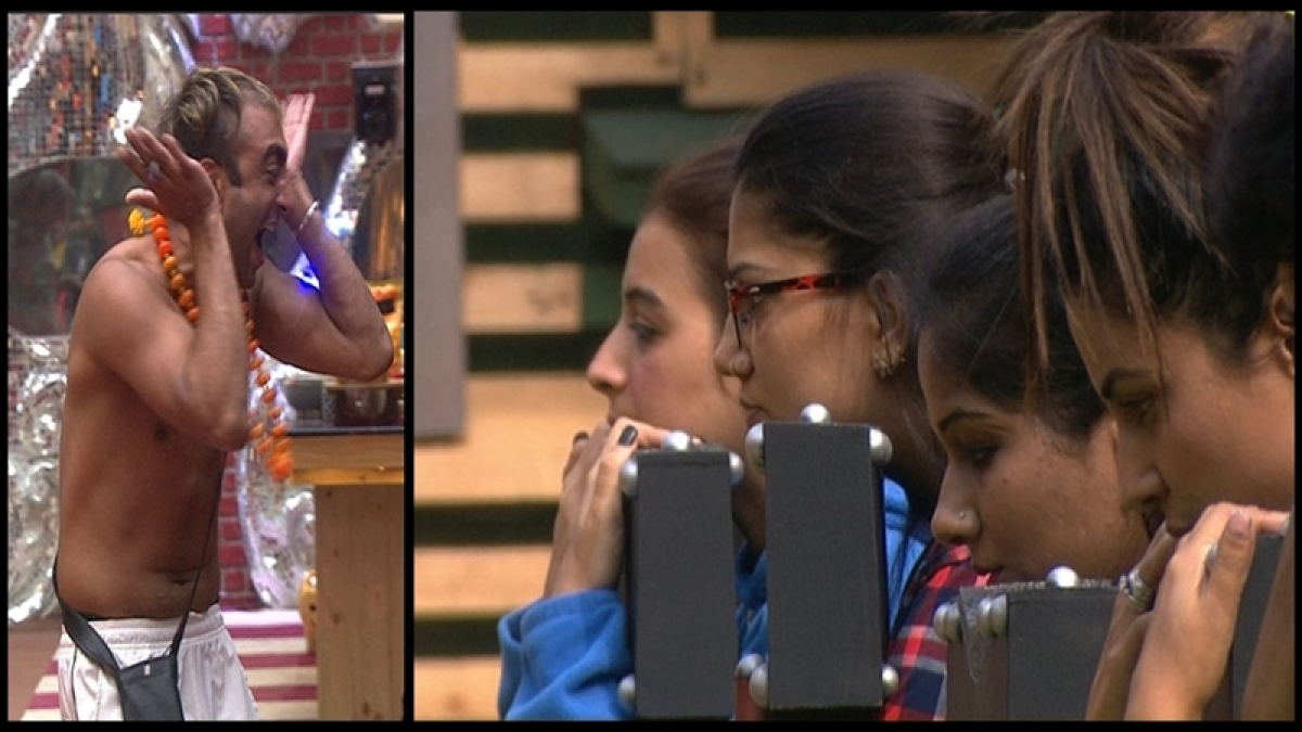 Bigg Boss 11: Vikas Gupta loses captaincy while contestants create havoc in luxury budget task; Day 16 fight