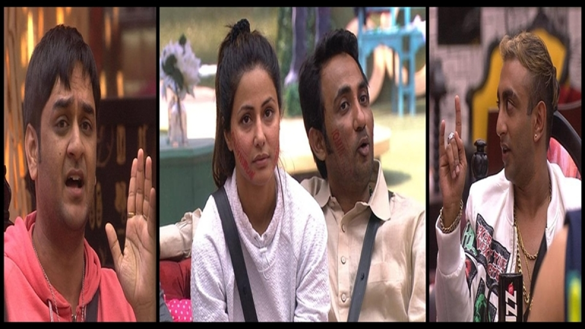 Bigg Boss 11: Akash counters every housemate and questions Vikas Gupta's SEXUALITY; Day 2 fight