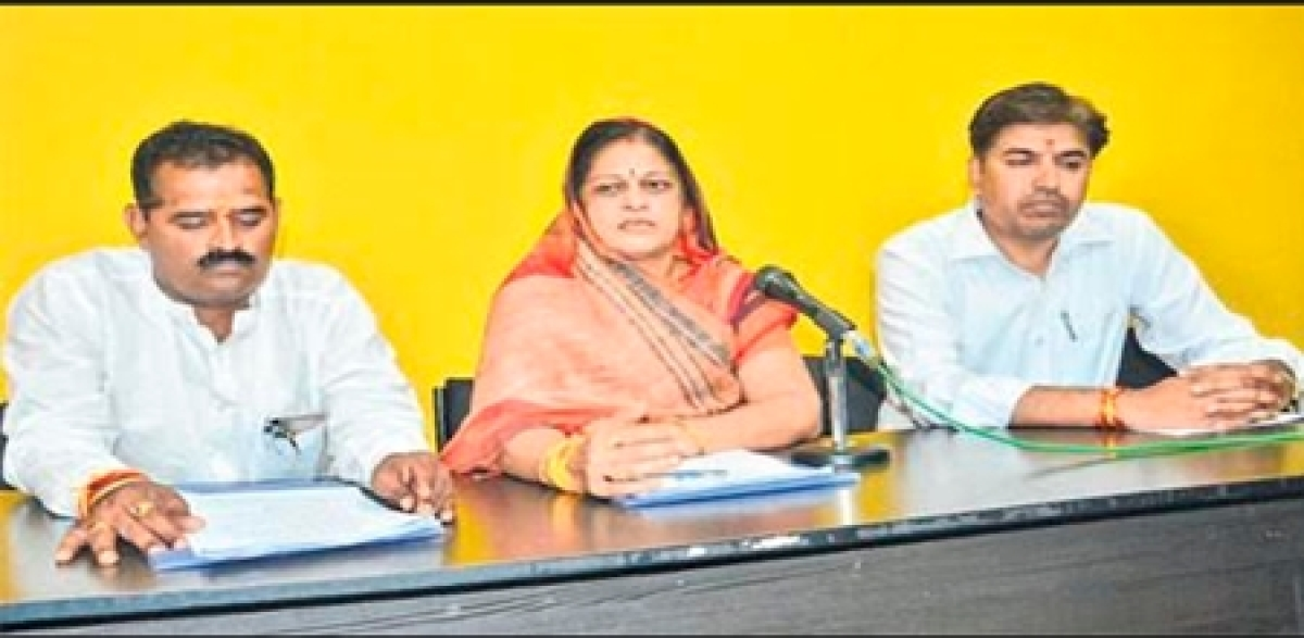 Ujjain: Cong demands CBI probe into LED light supply scam