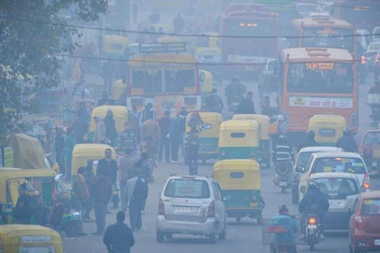 Air quality in Delhi better this Diwali, shows CPCB data
