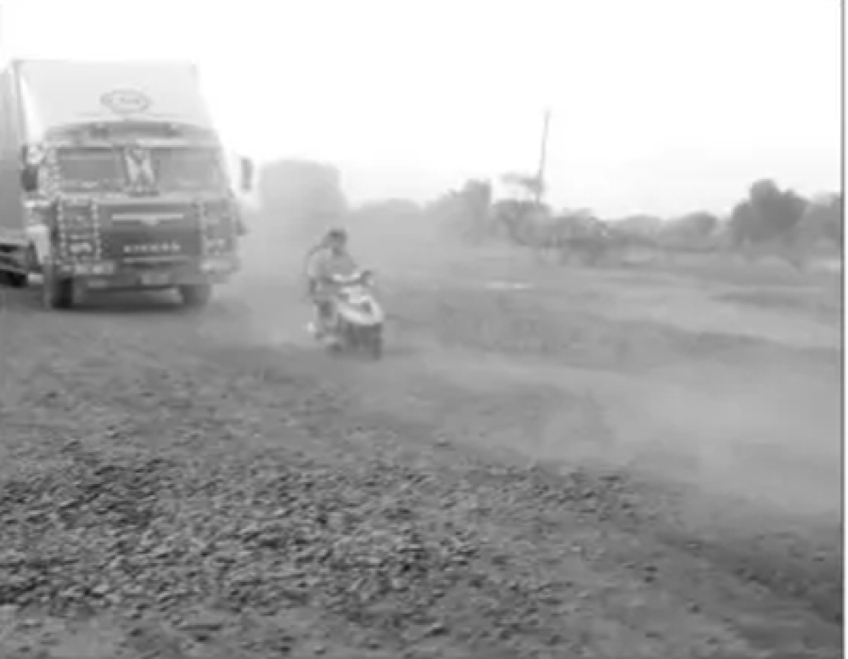 Bhopal: Dilapidated roads in CM's home district