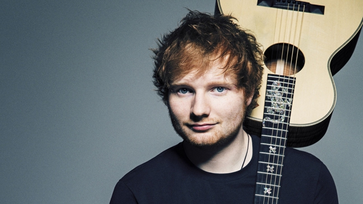 OMG! Ed Sheeran breaks arm in bike accident