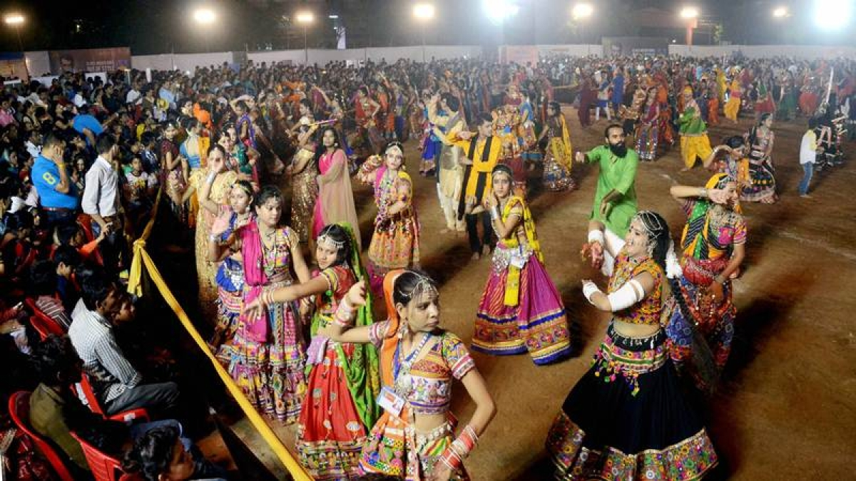 Top 5 venues to catch the best garba, this Navratri in Navratri