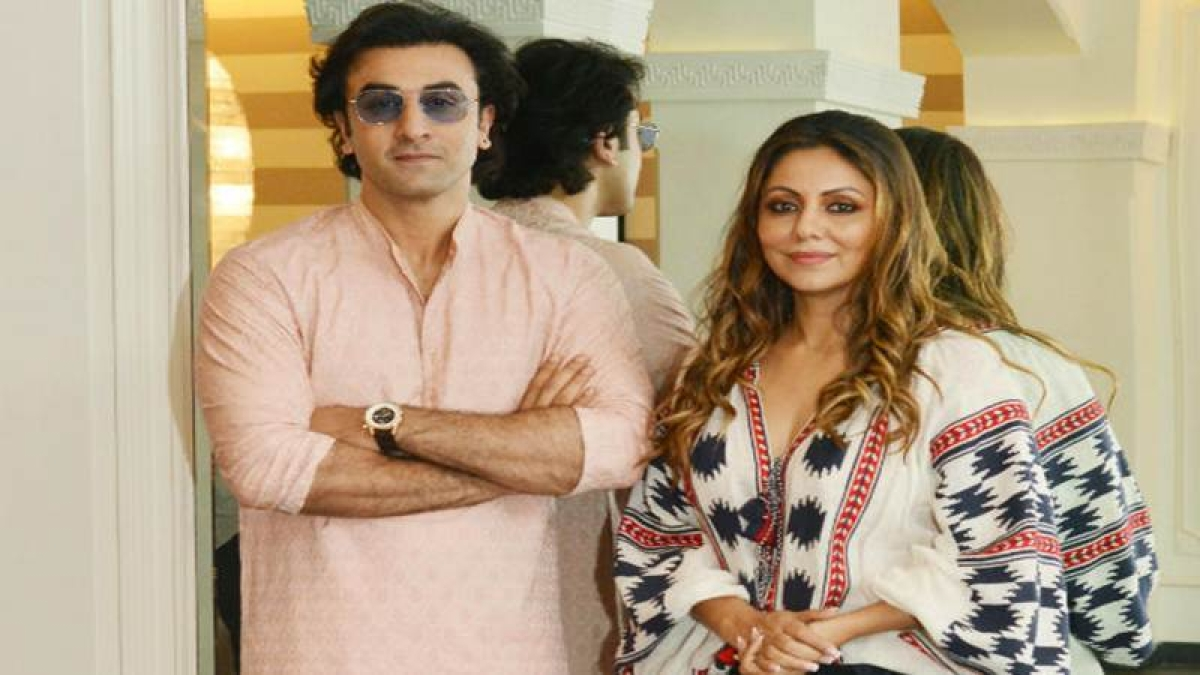 Here is what Ranbir Kapoor has to say about Gauri Khan!