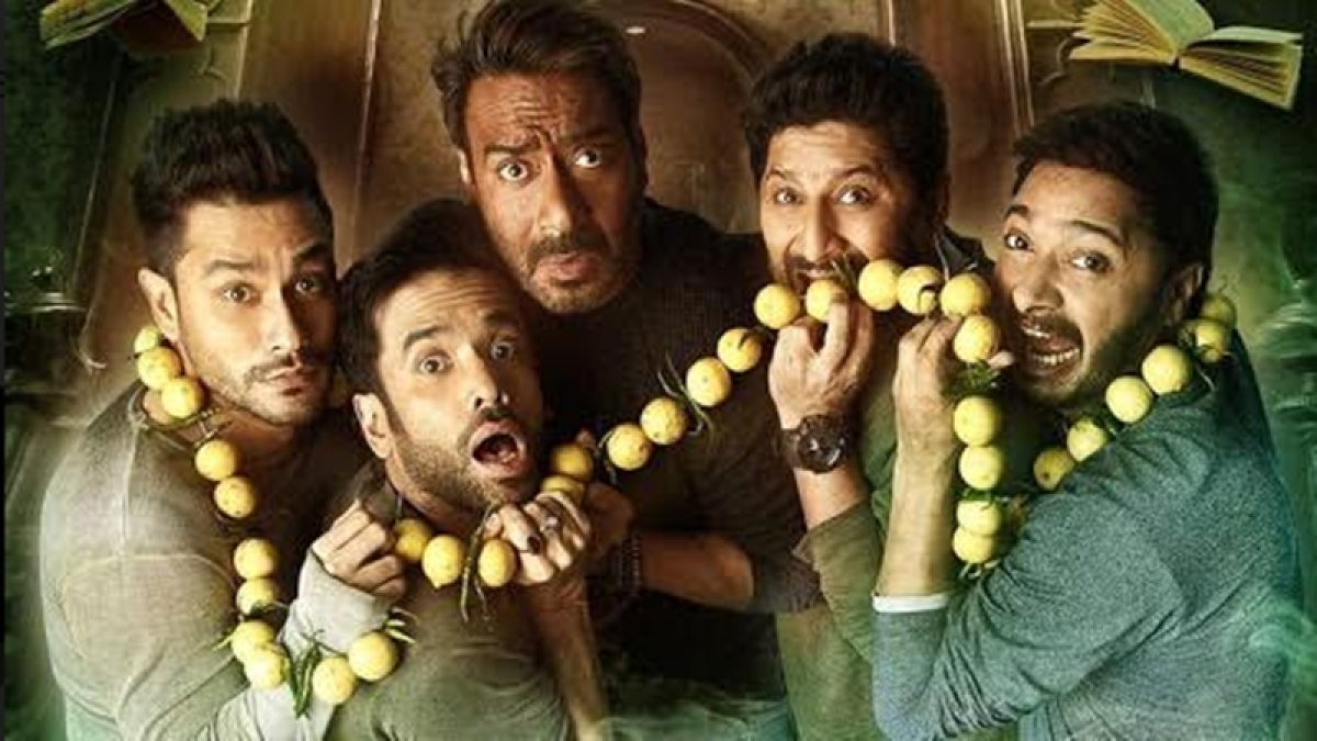 Movie Review: Golmaal Again – Reclaimed Nonsense