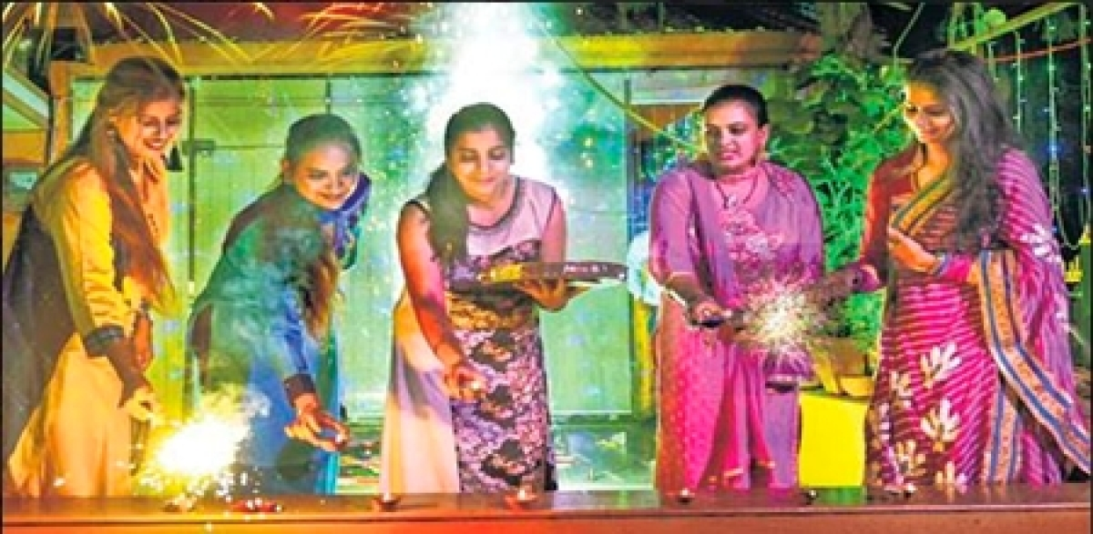 Indore: Happy Diwali Lights in the hearts, celebration in the air