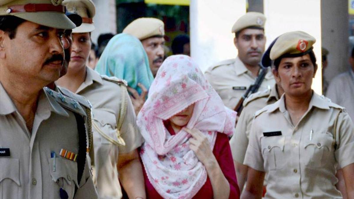 Panchkula: Honeypreet Insan remanded in judicial custody till Oct 23